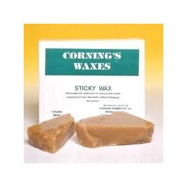 CORNING STICKY WAX 1LB