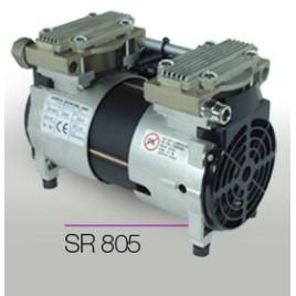 POMPA DEL VUOTO A SECCO SR805 SIRIO
