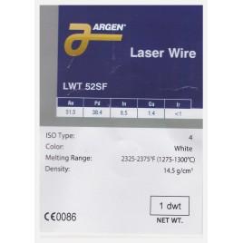 LWT 52SF LASER SOLDER ARGEN GR 1.56
