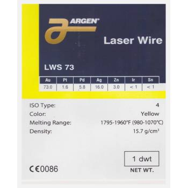 LWT73 LASER SOLDER ARGEN GR 1.56
