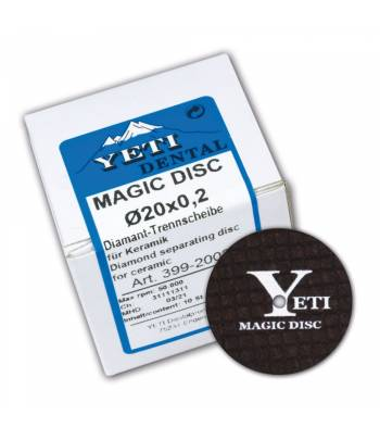 MAGIC DISC YETI 10PZ